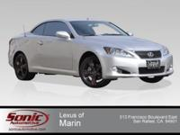 2011 Lexus IS 250C Convertible Base Our Location is: