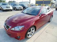 The 2011 Lexus IS 250 scores points for attractive