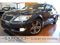 We are proud to offer a striking one owner 2011 Lexus