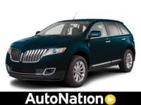 2011 Lincoln MKX. Our Place is: Mercedes-Benz of