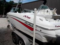 This boat is sure to please! the 2011 Mariah R-19