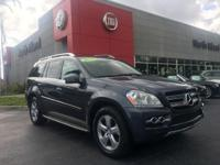 This 2011 Mercedes-Benz GL-Class 4MATIC 4dr GL 450 is