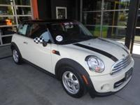 CARFAX 1-Owner, MINI Certified, LOW MILES - 18,838!