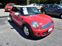 2011 Mini Cooper Coupe. Thanks to British character and