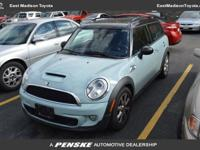 This 2011 MINI Cooper Clubman 2dr 2dr Coupe S Coupe