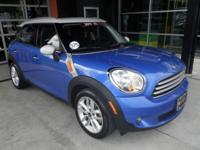 CARFAX 1-Owner, MINI Certified, ONLY 31,090 Miles! FUEL
