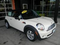 MINI Certified, CARFAX 1-Owner, LOW MILES - 24,011!