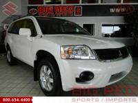 This 2011 Mitsubishi Endeavor LS has the ability (using