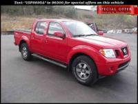 You are viewing a really nice 2011 Nissan Frontier