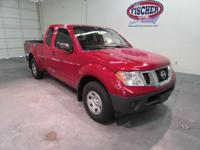 2011 Nissan Frontier King cab ** Extended cab style **