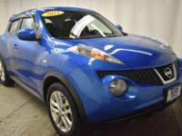 This 2011 Nissan JUKE S is offered to you for sale by
