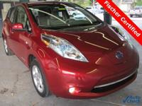 2011 Nissan Leaf SV ** The most advanced vehicle in