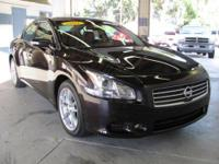 ** 2011 Maxima SV ** Best Color Combination ** Crimson