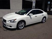 This impressive example of a 2011 Nissan Maxima 3.5 SV