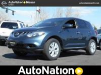 Off-road or on the street| this Murano S handles with
