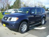 This 2011 Nissan Pathfinder is offered to you for sale