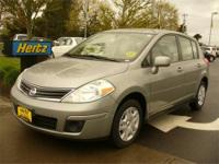 This 2011 Nissan Versa 1.8 S is offered to you for sale