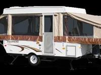 Like new 2011 Palomino pop up camper. Only used 4