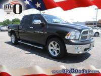 Big O Dodge Chrysler Jeep Ram has just the deal you're