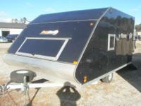 2011 Stealth Trailers hybrid 2 place all aluminum