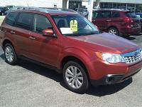 2011 Subaru Forester SUV 2.5X Our Location is: Don