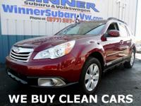 Exterior Color: ruby red pearl, Body: Wagon, Engine: