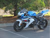 2011 Suzuki GSXR 1000, Its a machine that resolutely