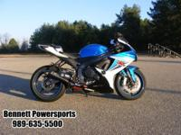 For Sale 2011 Suzuki GSXR600, When your in the market