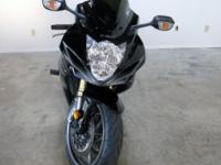 2011 SUZUKI GSXR 750. WE DEAL WITH ALL KINDS OF CREDIT