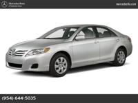 This 2011 Toyota Camry is offered to you for sale by