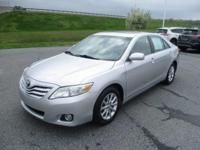 This 2011 Toyota Camry 4dr Sdn I4 Auto XLE is offered