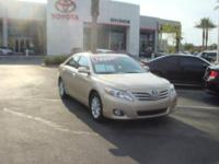 Sweet certified Camry XLE. This one owner car with a