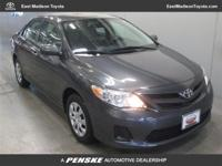 Toyota Certified, CARFAX 1-Owner, Clean, ONLY 34,715