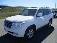 This outstanding example of a 2011 Toyota Land Cruiser
