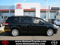 Exterior Color: black, Body: Minivan, Engine: V6 3.5L,