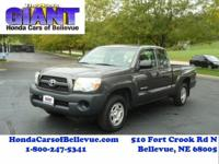 This 2011 Toyota Tacoma is offered to you for sale by