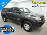 Carfax One Owner - Carfax Guarantee, This 2011 Toyota