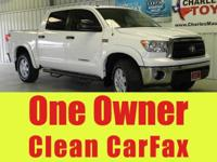Toyota Certified, Carfax One Owner, CLEAN CARFAX, i