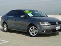 Just In The Charcoal Gray 2011 Volkswagen Jetta TDI