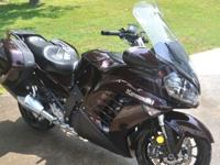 //.2012 Kawasaki Concours 14. Perfect Condition. Only