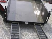 """2012 Hydrolic Dump Trailer 6x12 12,000 lbs 16""""-10 ply"""