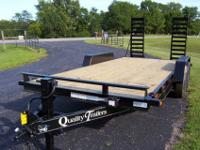 2012 QUALITY equipment trailers,ALL 14,000# gvw ,,16