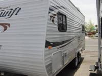 New 2012 Jayco Jay Flight Swift 198RD Travel Trailer