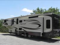 Stock Number: 708139. 2012 Rushmore Luxury 5th Wheel by