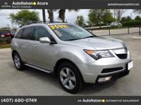 2012 Acura MDX Our Location is: Courtesy Acura - 1001