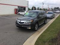 This 2012 Acura MDX is proudly offered by Serra Toyota