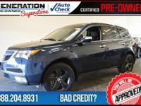 MDX 3.7L Advance Package, AWD, and 2012 Acura MDX.