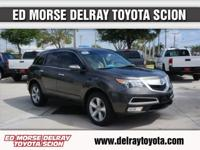 This 2012 Acura MDX Tech Pkg is proudly offered by Ed