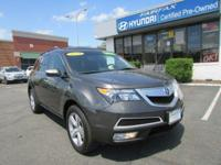 2012 Acura MDX Technology In Polished Metal Metallic *