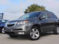 2012 Acura MDX Tech/Entertainment Pkg, 84893 Miles,